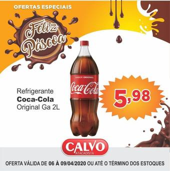 Calvo Atacadista catálogo promocional (válido de 10 até 17 09-04)