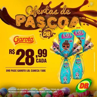 DB Supermercados catálogo promocional (válido de 10 até 17 12-04)
