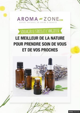 Aroma Zone catalogue publicitaire (valable jusqu'au 02-05)