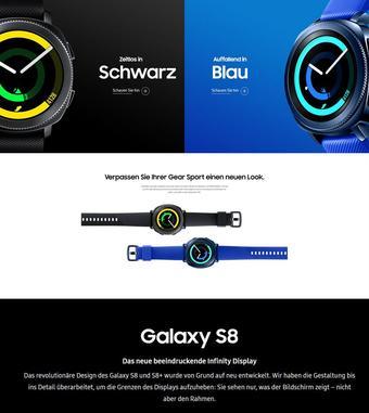 Samsung Werbeflugblatt (bis einschl. 30-04)