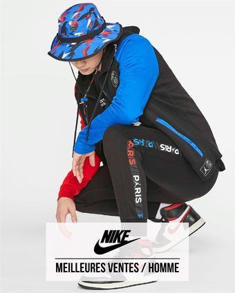 Nike catalogue publicitaire (valable jusqu'au 07-06)