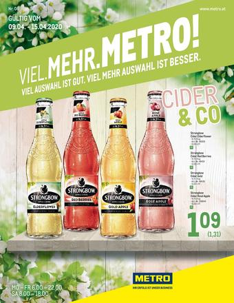 Metro Werbeflugblatt (bis einschl. 15-04)