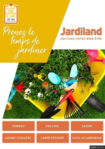 Jardiland catalogue publicitaire (valable jusqu'au 30-05)