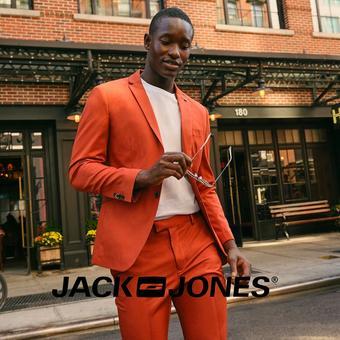 Jack & Jones reclame folder (geldig t/m 15-07)