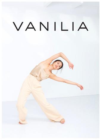 Vanilia reclame folder (geldig t/m 06-07)