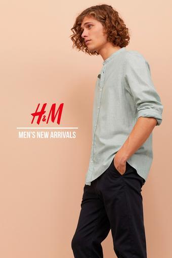 H&M catalogue (valid until 14-06)