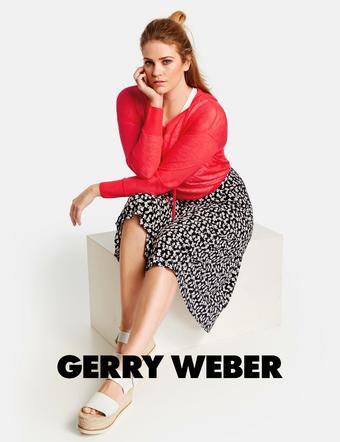 Gerry Weber reclame folder (geldig t/m 17-08)