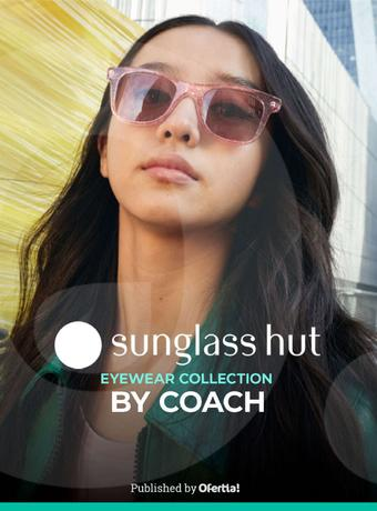 Sunglass Hut catálogo (válido hasta 06-08)