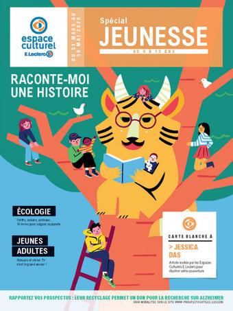 E.Leclerc catalogue publicitaire (valable jusqu'au 30-05)