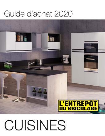 L'entrepôt du bricolage catalogue publicitaire (valable jusqu'au 31-07)