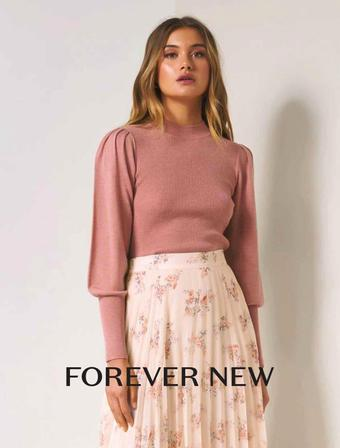 Forever New catalogue (valid until 31-05)