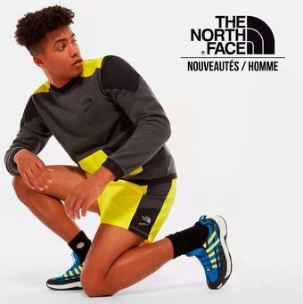 The North Face catalogue publicitaire (valable jusqu'au 17-06)