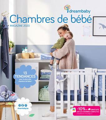 Dreambaby reclame folder (geldig t/m 31-12)