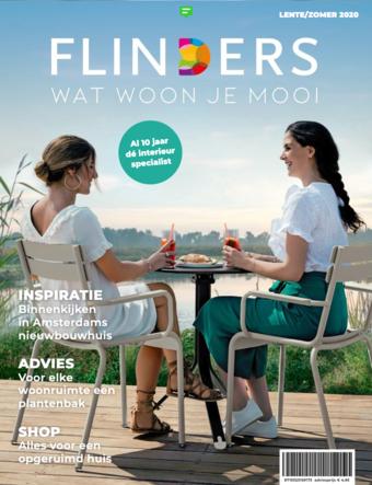 Flinders reclame folder (geldig t/m 31-07)