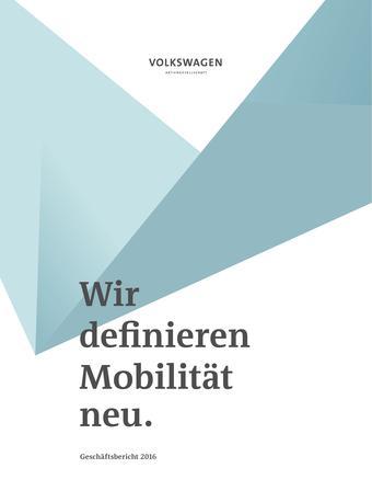 Volkswagen Prospekt (bis einschl. 31-05)
