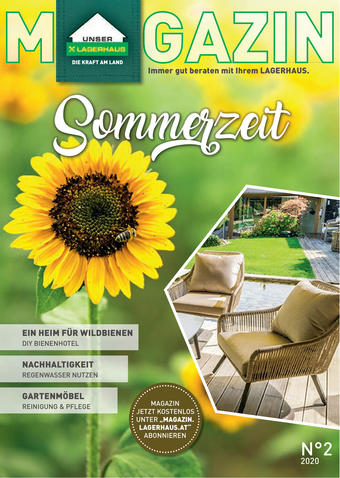 Lagerhaus Werbeflugblatt (bis einschl. 30-06)