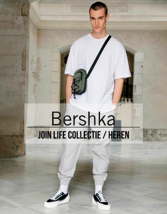 Bershka reclame folder (geldig t/m 26-06)