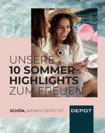 Depot Prospekt (bis einschl. 05-06)