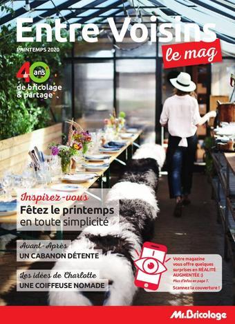 Mr Bricolage catalogue publicitaire (valable jusqu'au 31-05)
