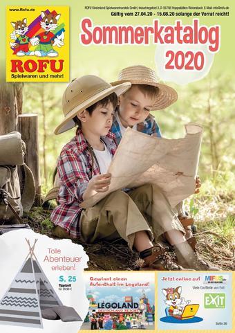 Rofu Kinderland Prospekt (bis einschl. 15-08)
