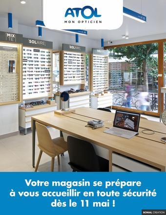 ATOL Les Opticiens catalogue publicitaire (valable jusqu'au 31-05)