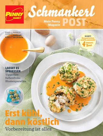 PENNY Werbeflugblatt (bis einschl. 31-05)