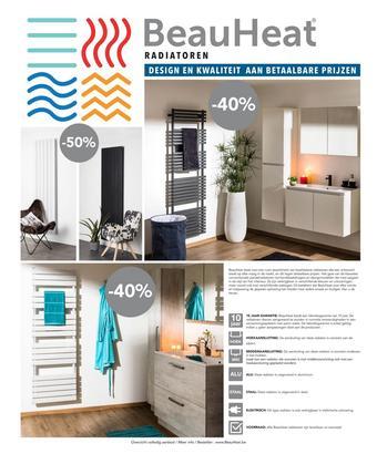 Zelfbouwmarkt reclame folder (geldig t/m 31-12)