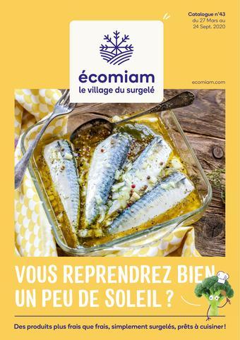 Ecomiam catalogue publicitaire (valable jusqu'au 24-09)