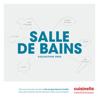 Cuisinella catalogue publicitaire (valable jusqu'au 31-12)
