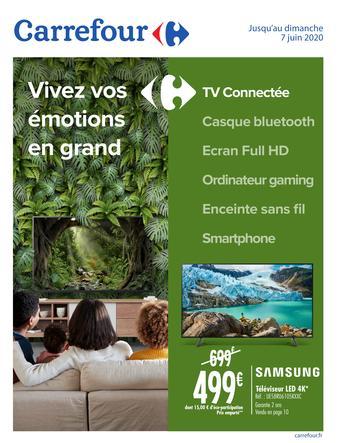 Carrefour catalogue publicitaire (valable jusqu'au 07-06)
