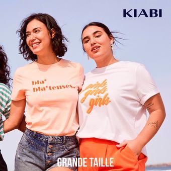 Kiabi reclame folder (geldig t/m 30-06)