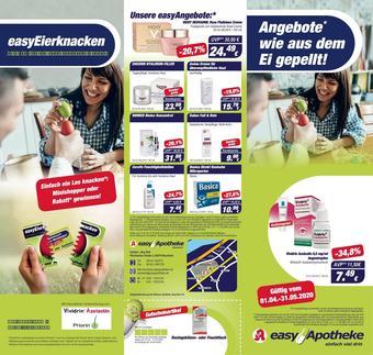 Easy Apotheke Prospekt (bis einschl. 31-05)