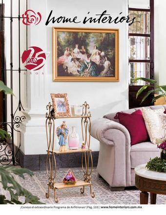 Home Interiors catálogo (válido hasta 31-05)