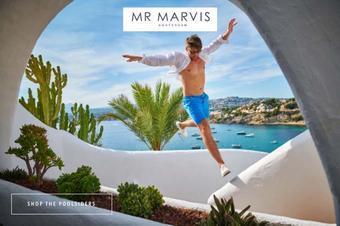 MR MARVIS reclame folder (geldig t/m 30-06)