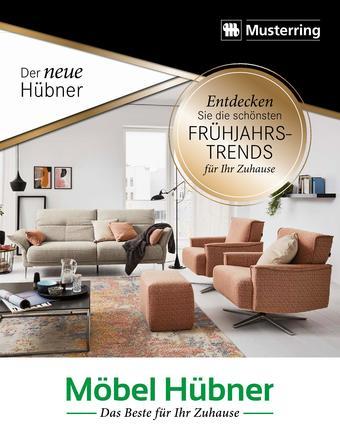 Möbel Hübner Prospekt (bis einschl. 31-12)