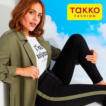 Takko fashion reclame folder (geldig t/m 31-05)