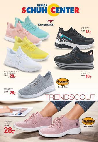 Siemes Schuhcenter Prospekt (bis einschl. 31-05)
