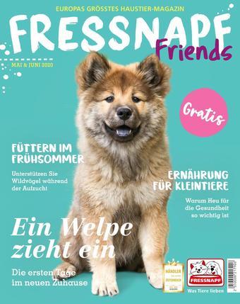 Fressnapf Werbeflugblatt (bis einschl. 30-06)
