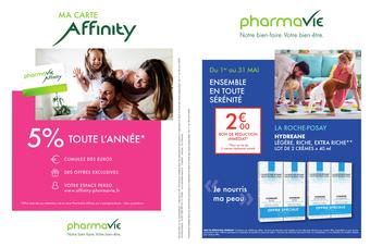 PharmaVie catalogue publicitaire (valable jusqu'au 31-05)