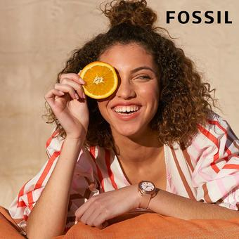 Fossil catalogue publicitaire (valable jusqu'au 06-07)