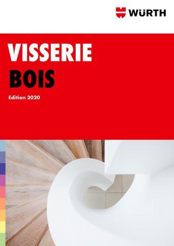 Würth catalogue publicitaire (valable jusqu'au 31-12)