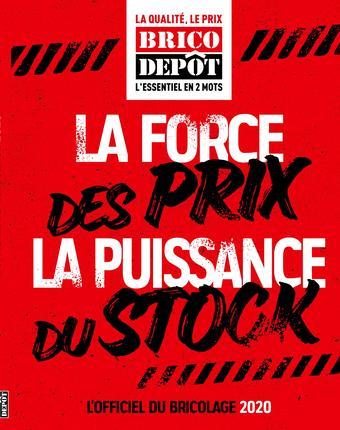 Brico Dépôt catalogue publicitaire (valable jusqu'au 23-06)