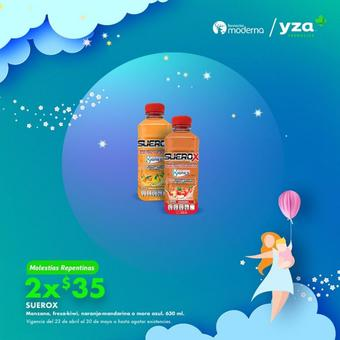 Farmacias YZA catálogo (válido hasta 30-05)