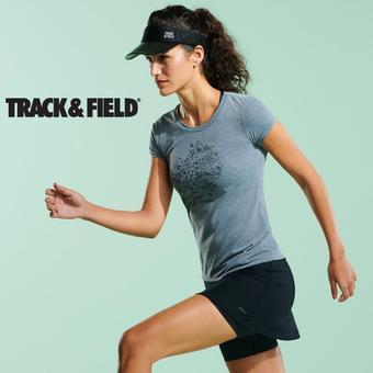Track&Field catálogo promocional (válido de 10 até 17 04-07)