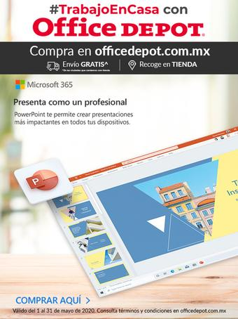 Office Depot catálogo (válido hasta 31-05)