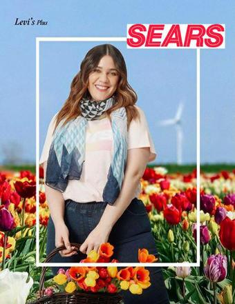 Sears catálogo (válido hasta 31-05)