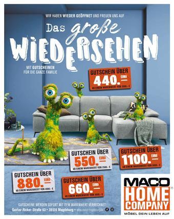 MACO-Möbel Prospekt (bis einschl. 06-01)