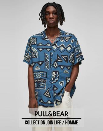 Pull&Bear reclame folder (geldig t/m 05-07)