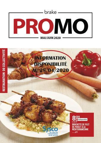 Brake catalogue publicitaire (valable jusqu'au 30-06)