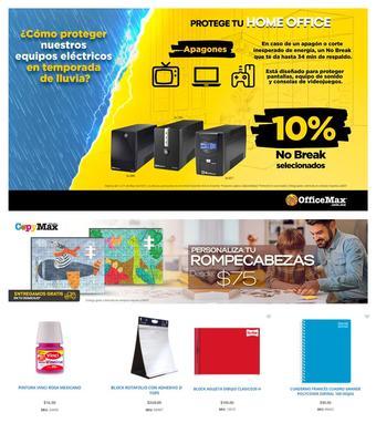 OfficeMax catálogo (válido hasta 31-05)